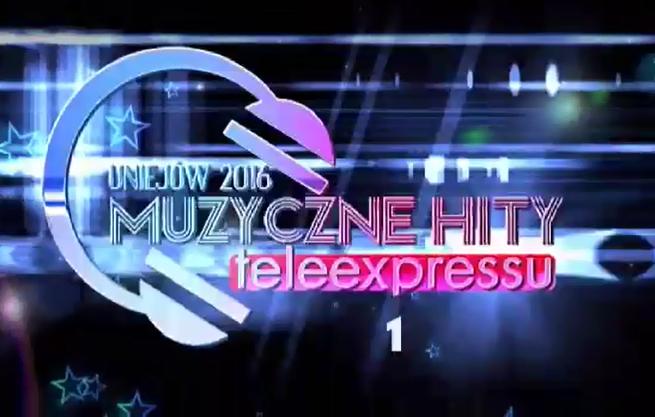Muzyczne Hity Teleexpressu dziś w TVP1!