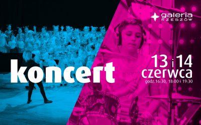 Koncert uczniów Pro Musica i zespołu Sweet Voices