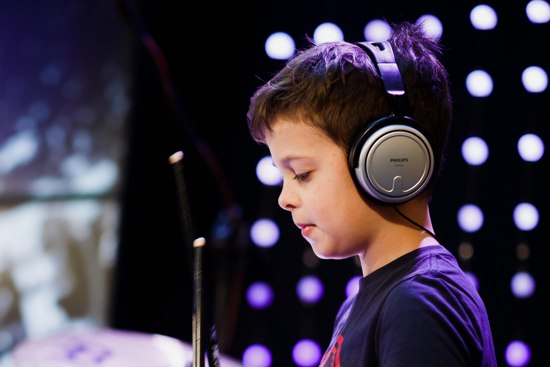 nauka gry na perkusji lekcje perkusji