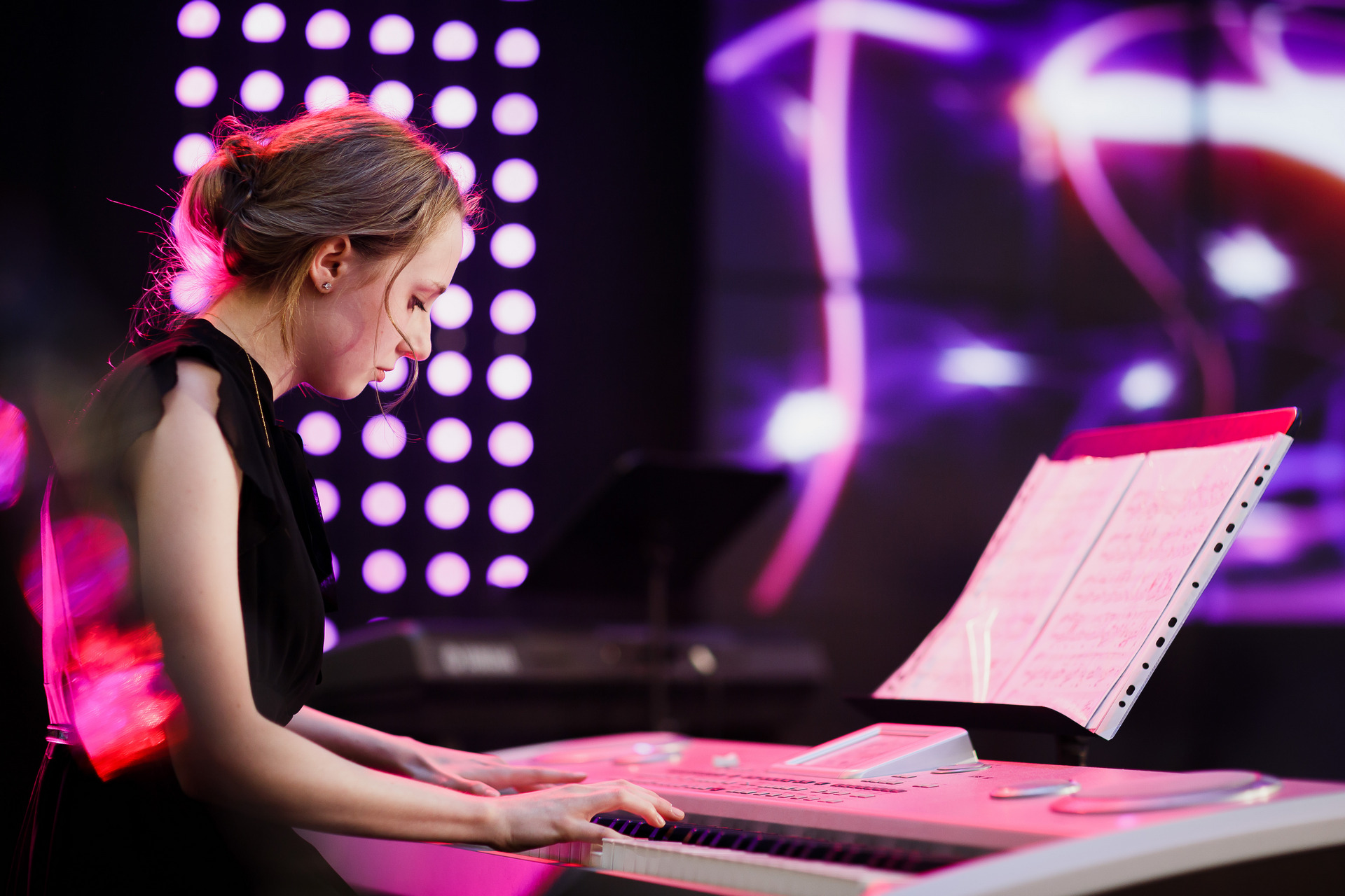 nauka gry na keybordzie promusica rzeszów nauka gry na fortepianie