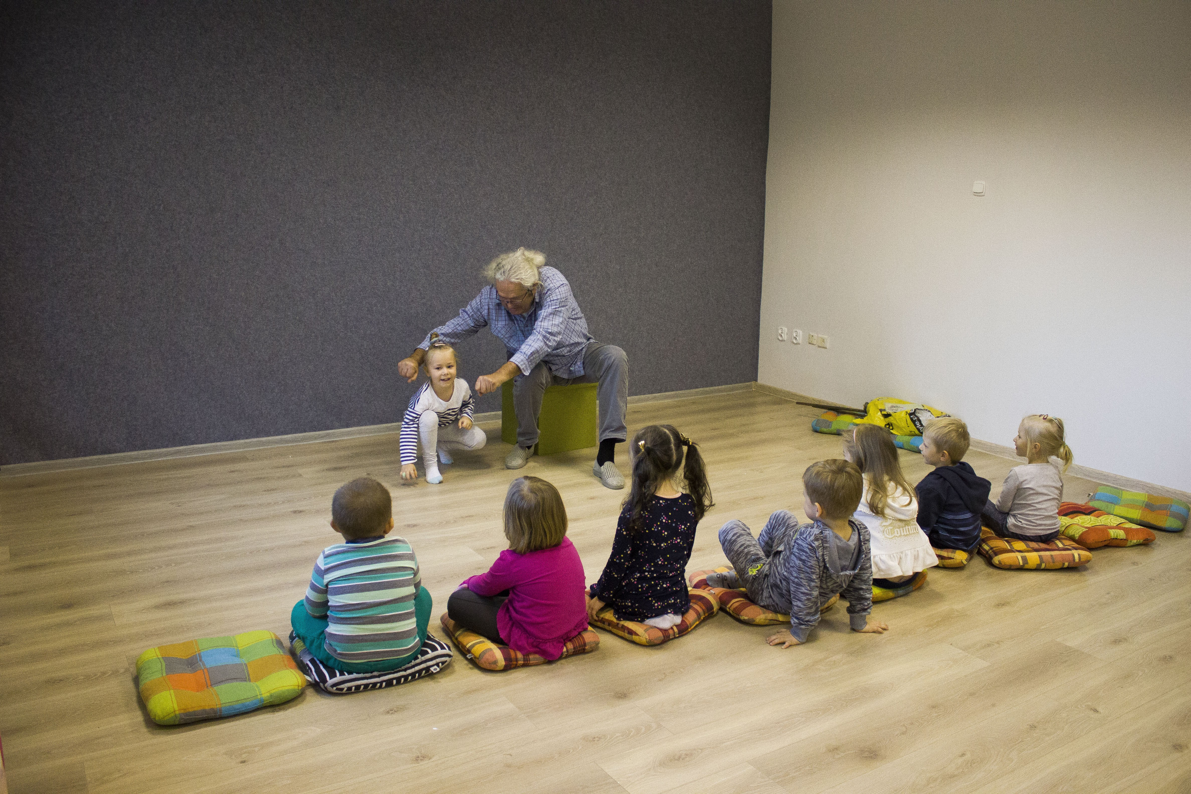 zajęcia teatralne dla dzieci rzeszów